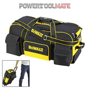 Details About Dewalt Dwst1 79210 Heavy Duty Large Tool Bag With Wheels
