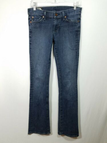 The North Face Womens Blue Denim Jeans Size 26