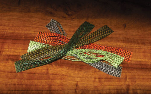 HARELINE DUBBIN BARRED CRAZY LEGS FOR  FLY AND JIG TYING YOU PICK COLOR