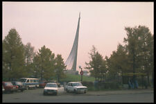 274044 Monument To Space Explorers At Vdnkh A4 Photo Print
