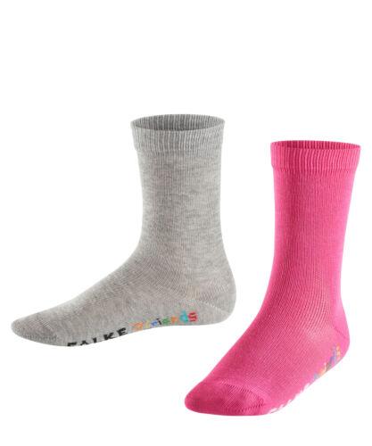 FALKE 2friends Socken Kinder Uni aus hautfreundlicher Baumwolle