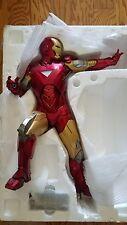Sideshow NIB EXCLUSIVE Iron Man Mark VI maquette statue LOW # 31/800