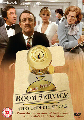 Room Service: The Complete Series DVD (2015) Bryan Pringle ***NEW***