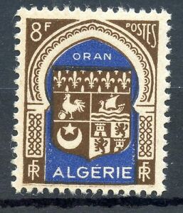 Stamps Earnest Timbre Algerie Neuf N° 269 ** Armoirie Fine Workmanship Topical Stamps