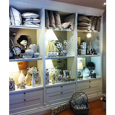Shop Display Shelving - French Provincial Shaker Hamptons