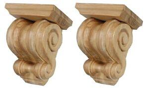 Dettagli su Provenzale Francese Stile Cucina REGGIMENSOLE, una coppia,  scolpita in legno massello di frassino, #AS758- mostra il titolo originale