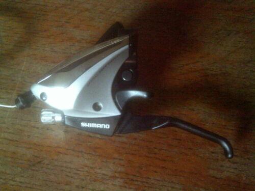 Shimano ST-EF60 8x3 STI 24 velocità Mutaforma /& V Leve del Freno