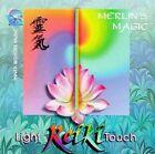Reiki: The Light Touch by Merlin's Magic (CD, Oct-1995, Inner Worlds Music)