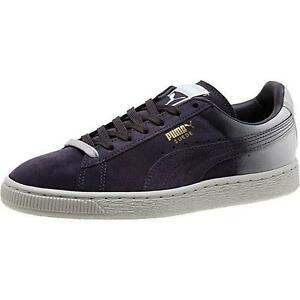 Womens Shoes PUMA Suede Classic + Blur Periscope/Glacier Gray