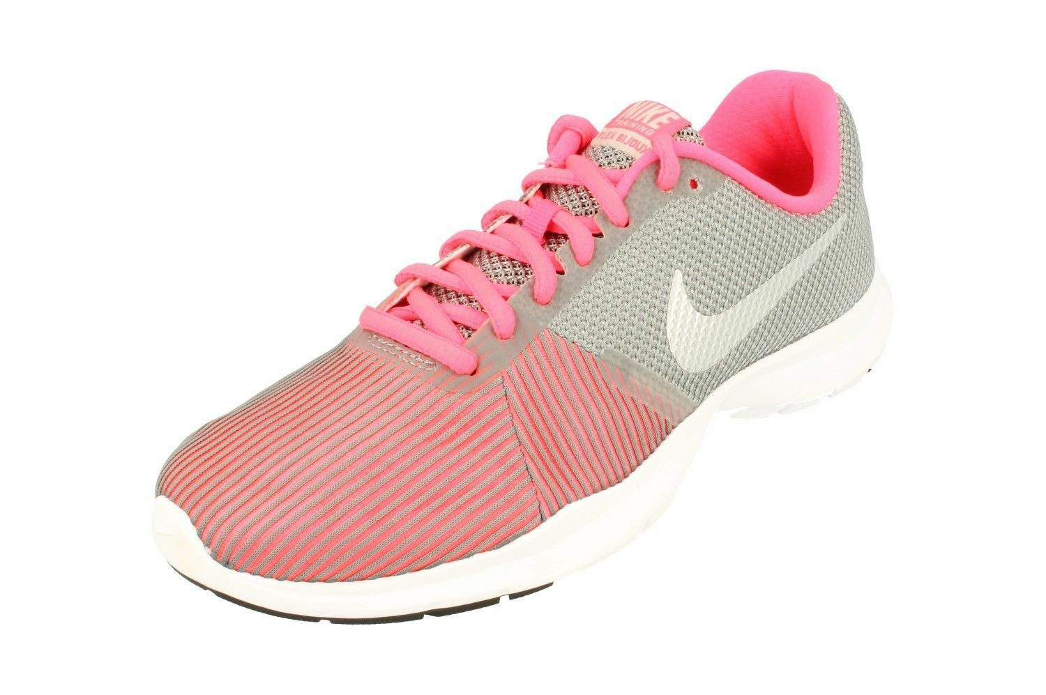 Nike Flex Bijoux Running Trainers 881863 006 Sneakers shoes UK 7.5 EU 42