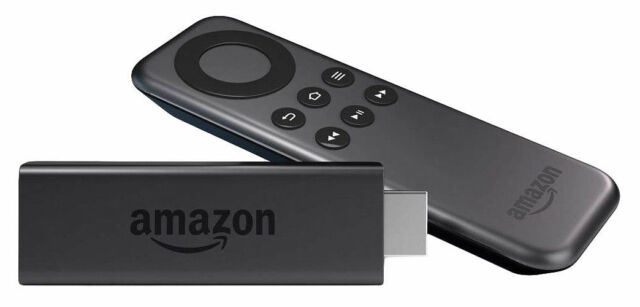 Amazon Fire Tv Stick 1st Generation Media Streamer Black For Sale Online Ebay