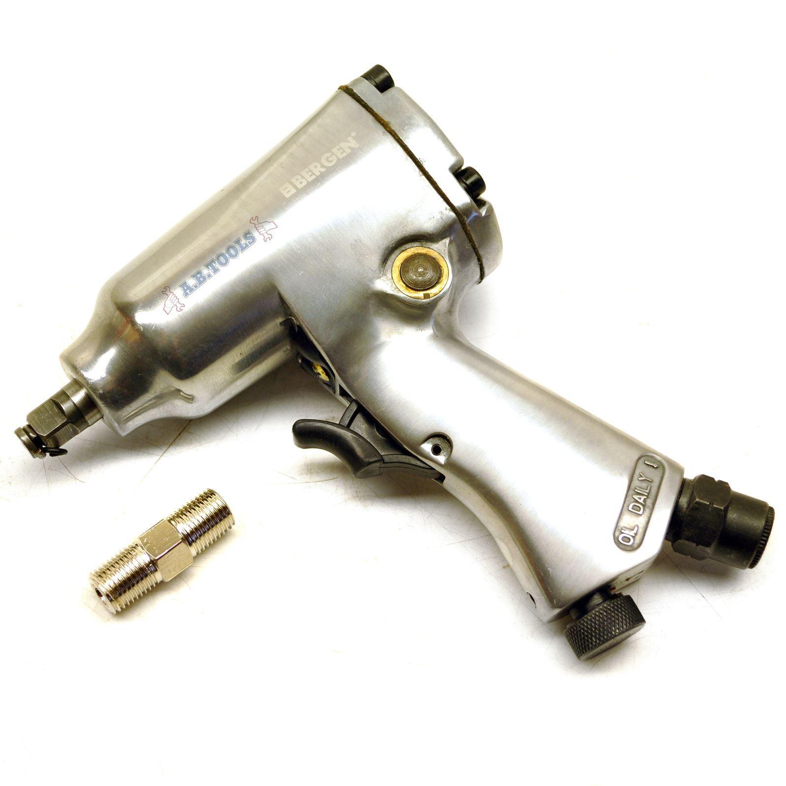 Entraînement 3 8  Mini Air Impact clé pistolet couple max. de 176 Nm 1 4 BSP