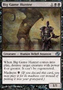 English MTG 1x Big Game Hunter Planar Chaos NM-Mint