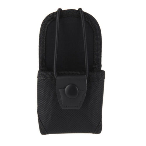 Durable Nylon Interphone Holster TwoWay Radios Holder Walkie Talkie Hanging Bag