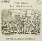 Haydn-anno 1776 Sonatas-i Vol 4 Audio CD