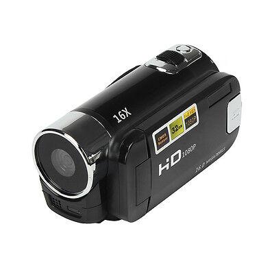 1080P Digital Video Camcorder Full HD 16MP 16x Digitalzoom DV Kamera Kit DV DVR