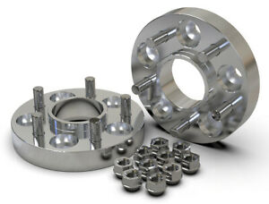 45MM 5X114.3 66.1MM HUBCENTRIC WHEEL SPACER KIT UK MADE RENAULT CLIO MEGANE