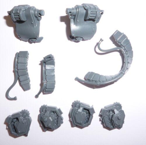 Primaris Aggressors Left /& Right Boltstorm Accessories B G918