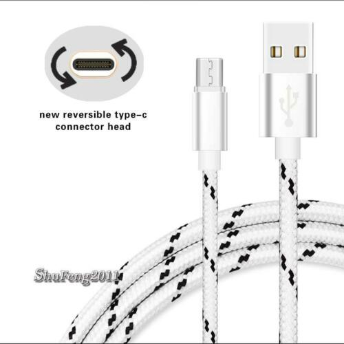USB Type C Data Sync Charger Charging Cable For AT/&T Trek 2 HD 6461A K88 8-inch