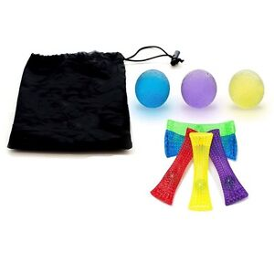 Stress-Relief-Sensory-Fidget-Toys-For-Adults-amp-Kids-Squishy-Stress-Grip-Ball