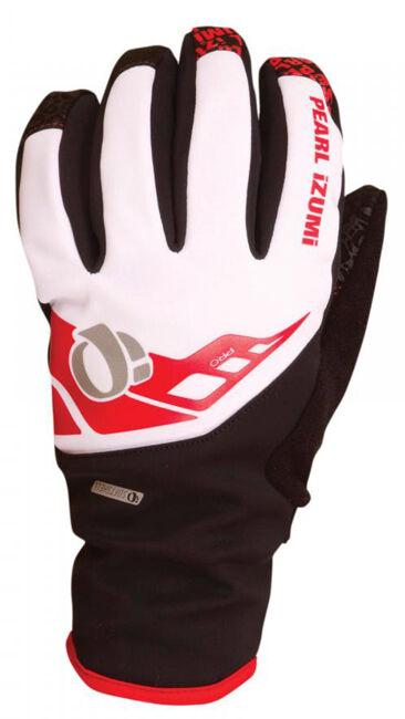 Pearl Izumi P.R.O. Pro Softshell Bike Winter Bike Softshell Cycling Gloves Weiß - Large a7fdf1