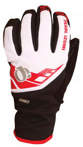 Pearl-Izumi-P-R-O-Pro-Softshell-Winter-Bike-Cycling-Gloves-White-Large
