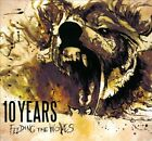 Feeding the Wolves [Deluxe Edition] [Digipak] by 10 Years (CD, Aug-2010, Universal Republic)