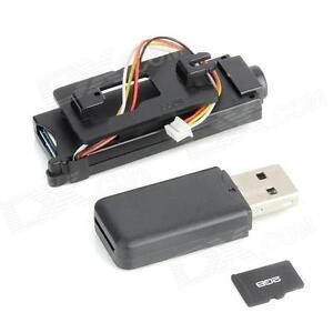 WLtoys Video Camera w/ 2GB TF Card & Reader for Drone / Quadcopters V323, V262 +
