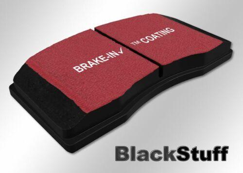 EBC Blackstuff Plaquette De Frein Essieu Avant BRAKE PAD dp1643