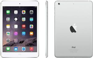 Apple iPad mini 2 16 Go Wi-Fi Tablette 7.9 in Argent a1489 (me279fd/a)