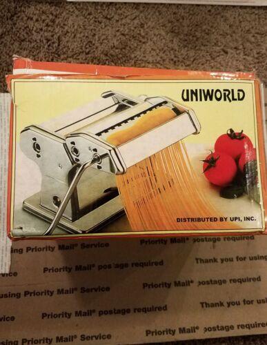uniworld noodle making machine. Brand new, open box