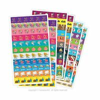 Planner Activity Stickers - Cute Designs Homework2 - Daily Acti... Free Shipping