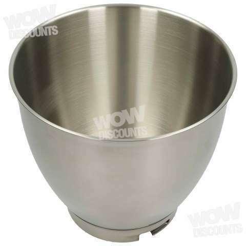 Kenwood KM816 Major Bowl - Stainless Steel