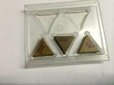3 Pcs Kennametal 2pcs Tpg432t Kc850 1pc Tpg433 Kc950 Carbide Inserts