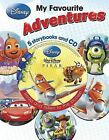 Disney My Favourite Adventures by Parragon Book Service Ltd (Mixed media product, 2014)