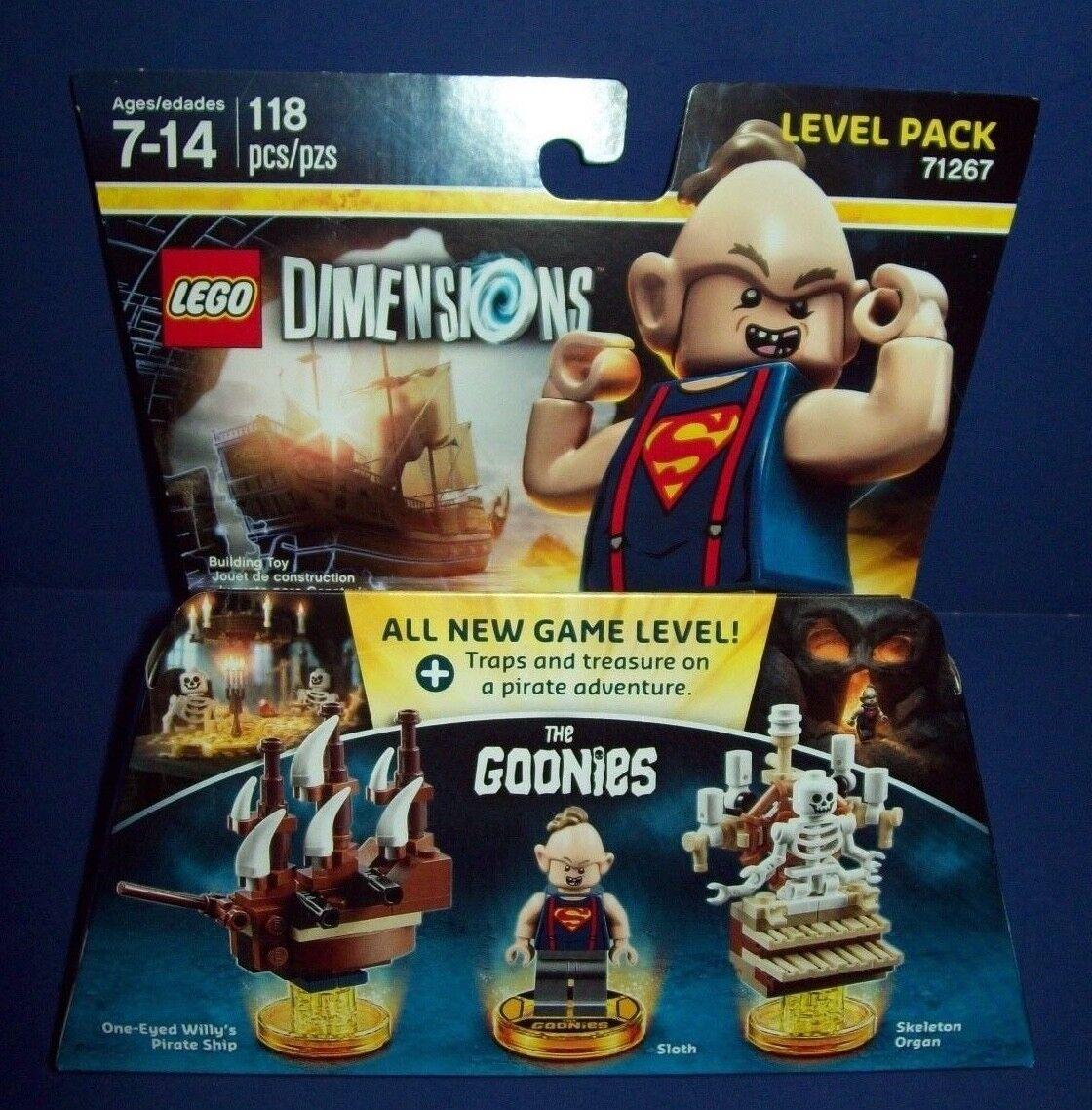 Lego 71267 Dimensiones Nivel Paquete  The Goonies Nuevo Sellado Sellado Sellado Perezoso  bienvenido a elegir