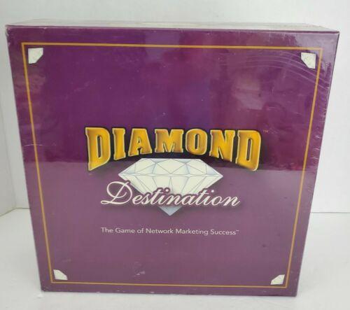 Diamond Destination Network Marketing Board Game Brand New Sealed