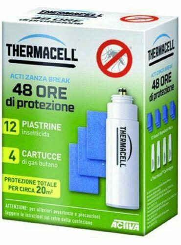 Ricarica Thermacell Mini-Halo Kit 48 Ore protezione