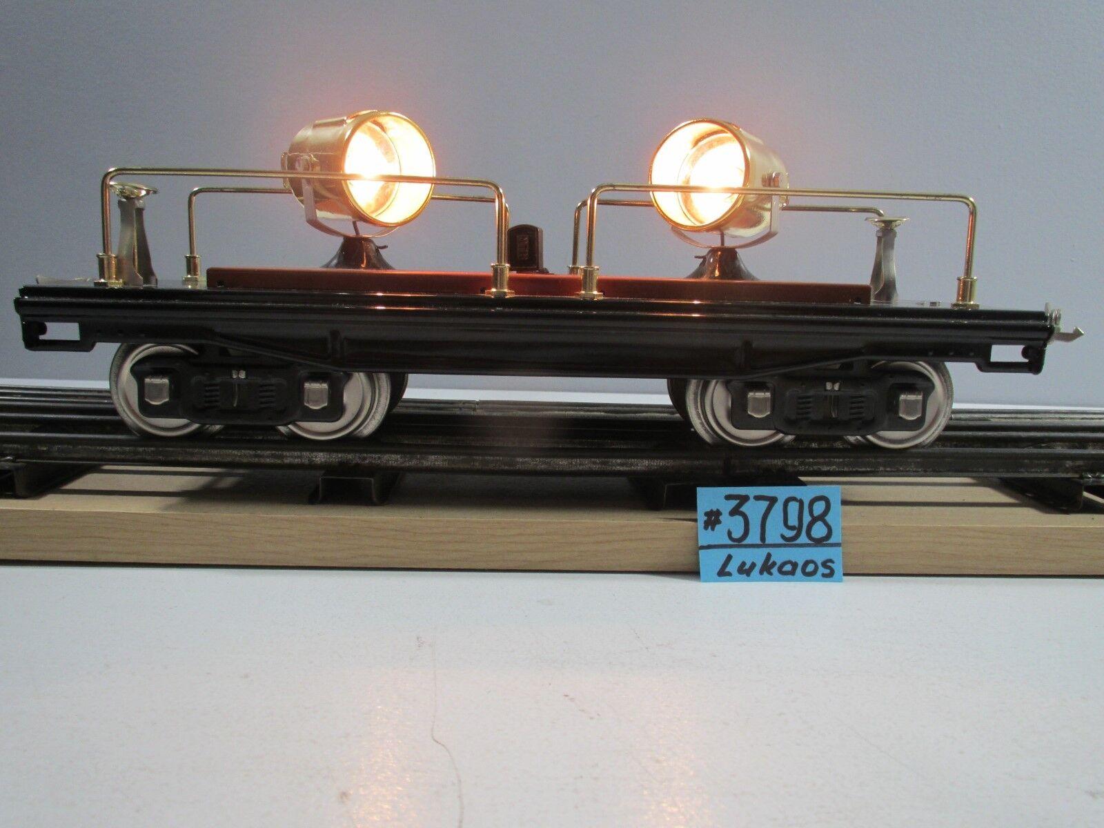 Lionel standard gauge 513 vieh wagen.