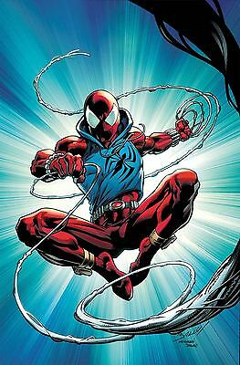 Ben Reilly Scarlet Spider #7 Damion Scott Hip Hop Variant Comic Book Marvel NM