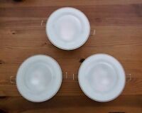3 Luminaire Brand 4-1/2 Cool White Overhead Recessed 12 Volt Led Lights