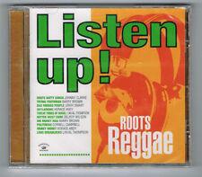 LISTEN UP ! - ROOTS REGGAE- CD 16 TITRES - 2012 - NEUF NEW NEUF