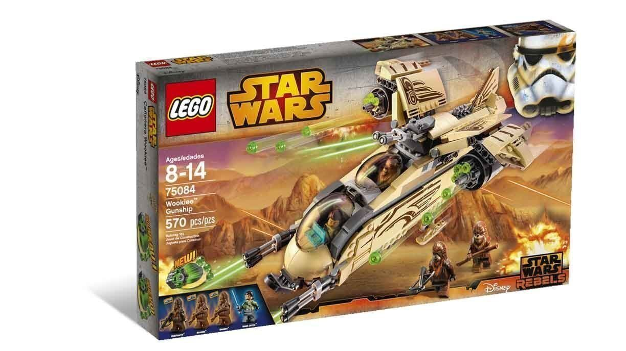 Lego Star Wars™  75084 Wookiee™ Gunship Neuf Emballage D'Origine Misb  le moins cher