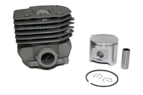 372 Jonsered 371 Cylinder /& Piston Barrel Kit Fits Husqvarna 365 Special /& 362