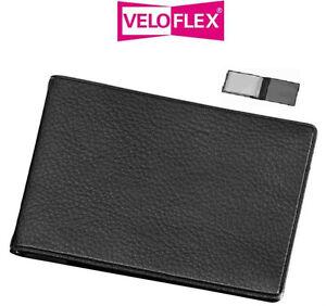 d1d0aba96ba9d Das Bild wird geladen VELOFLEX-Document-Safe-Schutzhuelle-gegen -Datendiebstahl-6-Kart-