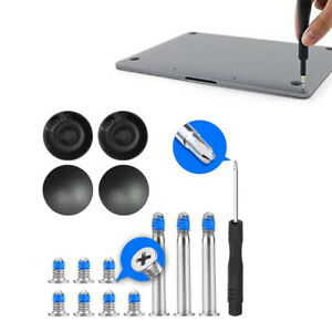 Bottom-Case-Feet-amp-Screws-Kit-MacBook-Pro-13-034-15-034-17-034-Unibody-A1278-A1286-A1297