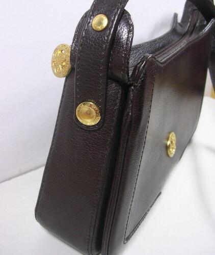 in Vecchia borsetta pelle in marrone borsetta pelle Vecchia qZwBzO8