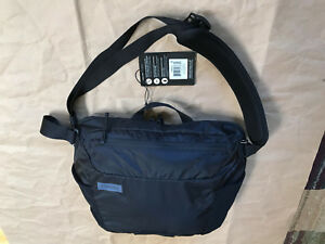 b939198a06 Image is loading Timbuk2-Especial-Spoke-lightweight-messenger-bag-Black-NEW