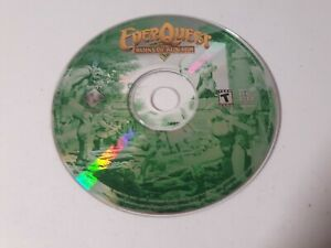 Ever Quest The Ruins Of Kunark PC Game Very Good Condition Disc Only