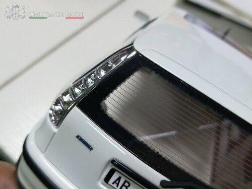 Fiat punto GT Weiss 1:18 laudoracing Model